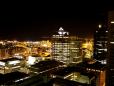 Noite em Cape Town.