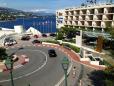 Curva mais conhecida de Monaco. GP F1