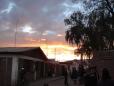 Rua Caracoles com Tocanao em San Pedro de Atacama.