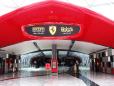 Entrada Ferrari World Abu Dhabi