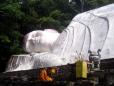 Enorme Buddah em Hanoi