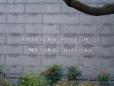 Entrada - Museu Americano de Histórias Naturais