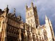 Catedral de Gloucester.