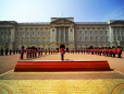 Guardas Britânicos & Palácio de Buckingham.