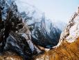 Longa Trilha de Annapurna.