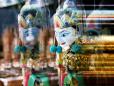Marionete de Wayang.