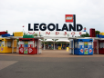 Entrada do Parque Legoland - Windsor.